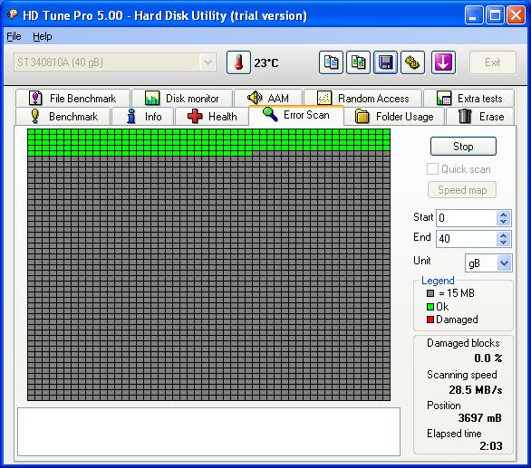 программа для проверки жёсткого диска на ошибки - фото 8
